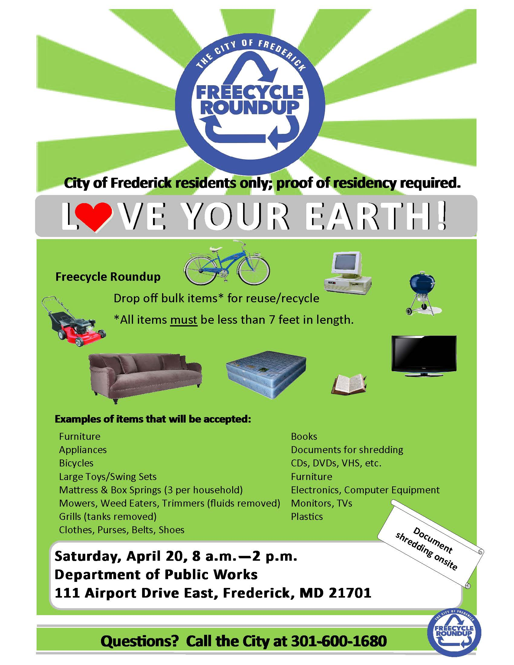Freecycle Flyer version 3-25-2019