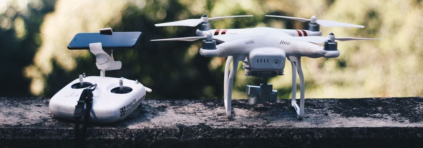 Two Drones