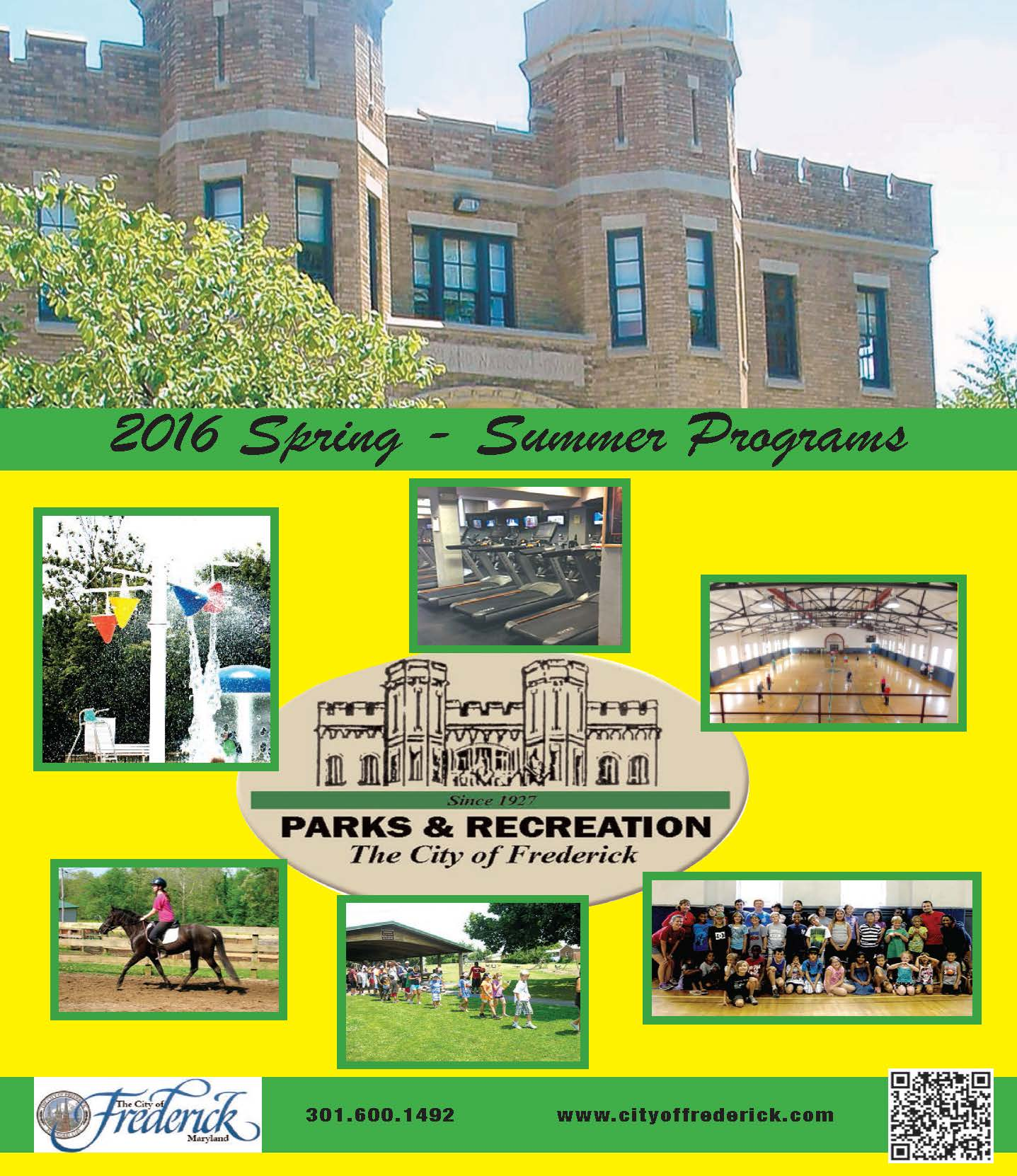 Spring and Summer Brochure